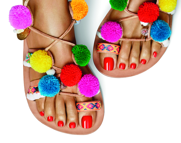 Mobile Gel/Shellac Pedicure Treatments